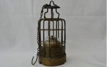 9 Chinese opium hanging lamp circa 1900 Chengdu region