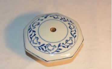 43 Porcelaine damper from Shangai region circa 1930