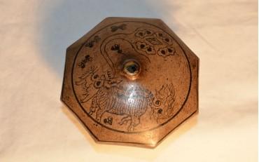 130 Octogonal Yxing damper 1889