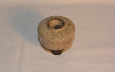 99 Porcelaine damper from Peking region circa 1900