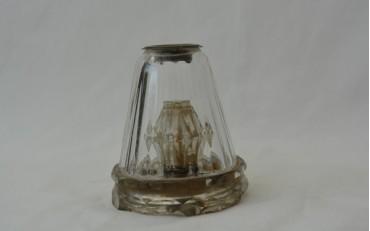 27 Rare peking glass lamp Qing dynasty
