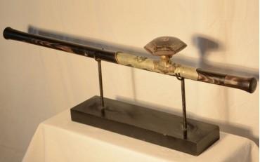 34 Buffalo horn pipe
